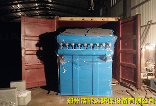 燃煤锅炉粉尘处理除尘器设备