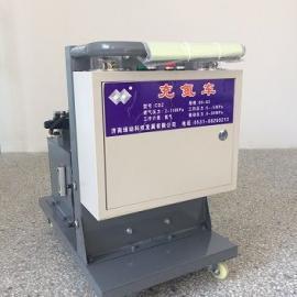 济南绿动CDZ高品质蓄能器专用氮气充气机,增压设备
