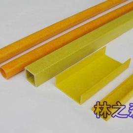 玻璃钢拉挤型材价格 玻璃钢圆管方管角钢工字钢