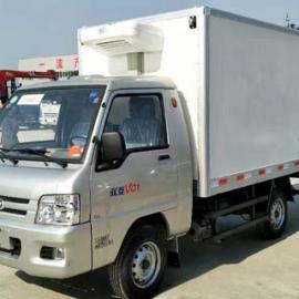 广州长安福田小型冷藏车雪糕配送好帮手