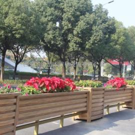 西安木纹铝合金花箱|庆阳pvc塑木花箱|陇南凉亭|兰州木塑地板