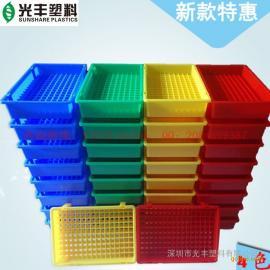 厂家直销18650标准电池盒|标准电池公用箱|耐高温标准电池盒350*230*75MM