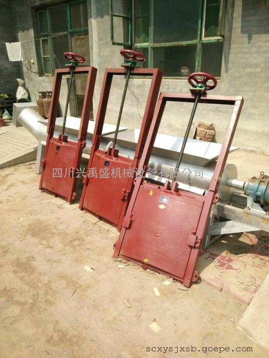 重庆铸铁镶铜闸门