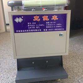 气体增压机 电动氮气增压机 蓄能器充氮车 木板厂专用充氮车