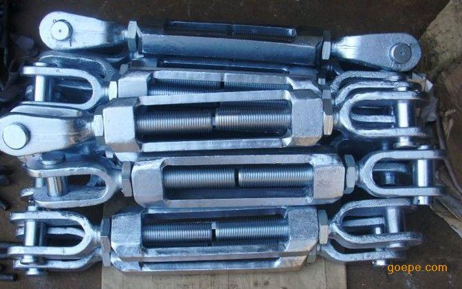CB/T3818-2013船用螺旋扣,船用开式索具螺旋扣