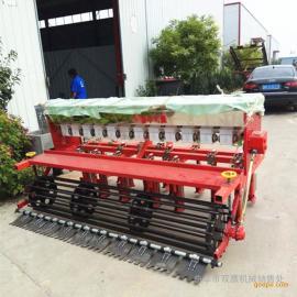 辽宁12行小麦播种机 旱稻施肥播种机价格