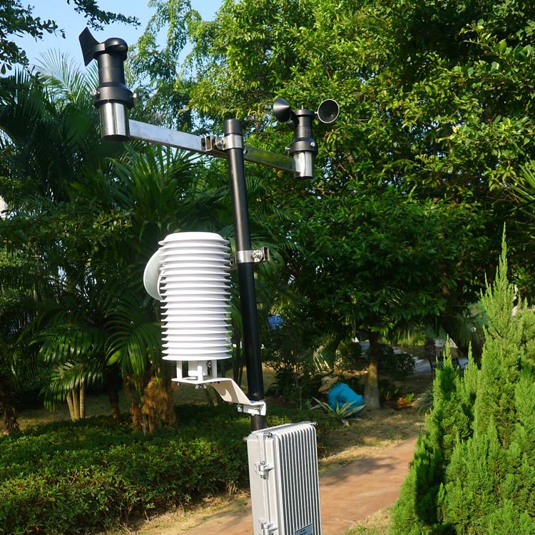 东莞绿光TWS-5B便携式自动气象站可移动气象观测系统