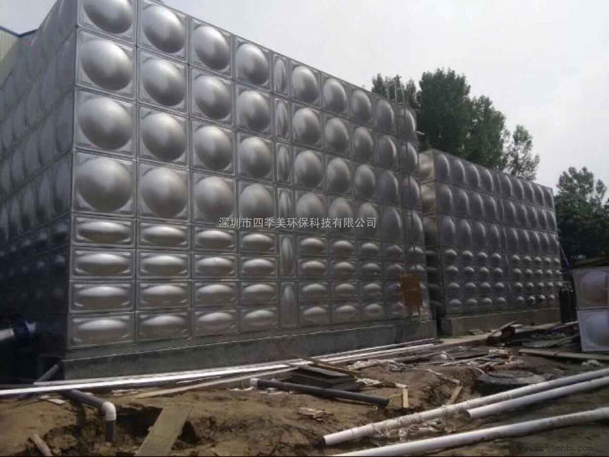 深圳不锈钢水箱/ 大型水箱 /304不锈钢水箱/深圳不锈钢水箱厂家