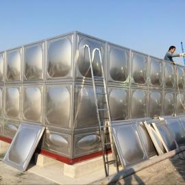 专业优质各类不锈钢水箱定制_四季美厂家直供_全网低价直销水箱