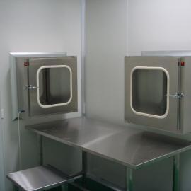 番禺厂家直销不锈钢传递窗 洁净厂房传递窗批发定制