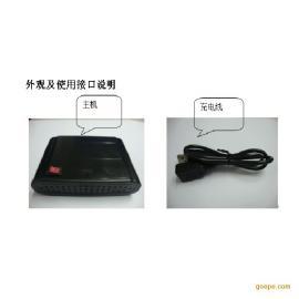冷链外协车辆管理 无需安装/便携式GPS温度监控定位器