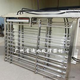 市政污水处理 明渠式紫外线消毒设备 不锈钢材质排架 可定制