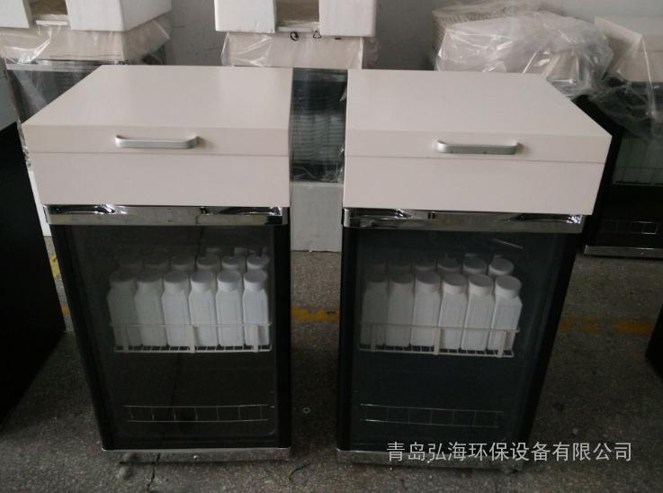 HH-8000型在线式多功能自动水质采样器