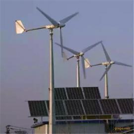 晟成小型家用风力发电机3000W 低转速永磁村庄专用