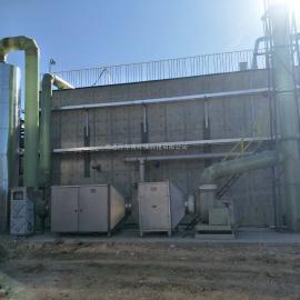 石化炼油厂 污水池恶臭废气成套处理设备 定制加工