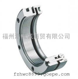 台湾盈锡YINSH锁紧螺帽螺母精密锁定螺帽 滚珠螺杆 精密主轴专用