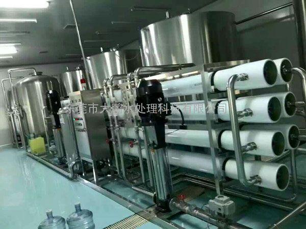 江苏工业水处理设备 RO反渗透水处理设备 反渗透设备厂家