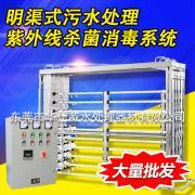 厂家生产排架式紫外线模块 污水杀菌消毒紫外线系统不漏水