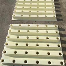 本溪ABS可调式滤头水厂滤池整体浇筑滤板模板