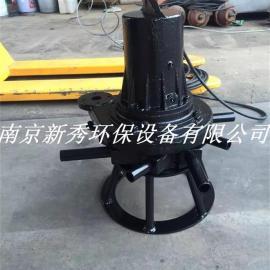 QXB0.75离心式潜水曝气机