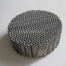 700Y孔板波纹高效规整填料适用化工精馏分离塔等