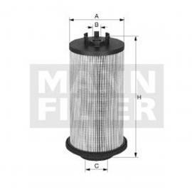 MANN-FILTER(曼牌滤清器)燃油滤芯PU1059/2X