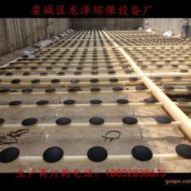 保定高阳供应215/260曝气头 65管式曝气器 曝气软管产品齐全