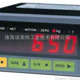 PT650H称重显示仪表,供应PT650H称重显示器