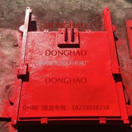 平板铸铁闸门 平面拱形铸铁闸门 近期报价
