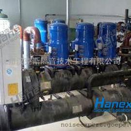 热力泵噪音治理