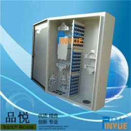 96芯光缆分光箱又称96芯光纤分纤箱技术参数介绍