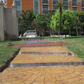 印花道路基层施工厚度如何制定-河北万树