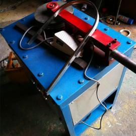 凯得斯电动弯管机防盗窗弯管机不锈钢鞋架弯管机
