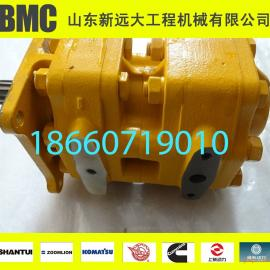 广东山推配件 双联泵16T-70-10000 SD16T双联泵
