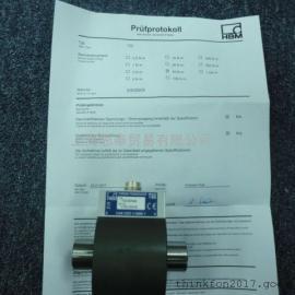 称重传感器HBM德国原装进口 Z4A/50kN 一颗永流传