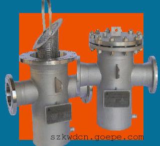 Bartonfirtop过滤器-T型篮型-(不锈钢-碳钢)
