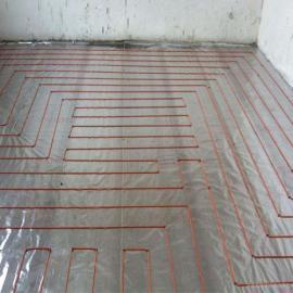 地面辐射电地暖-辐射电伴热线缆