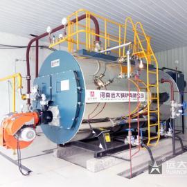 4吨天然气锅炉运行成本分析