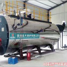 6吨天然气蒸汽锅炉每小时耗气量