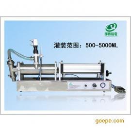 5升桶装油灌装机 机油灌装机 润滑油灌装机