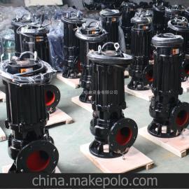 长沙JYWQ型自动搅匀潜水排污泵