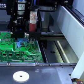 北京自动涂胶机 深隆STT1007 自动涂胶机 涂胶机器人