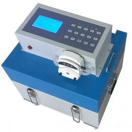 定时定量采样HT-8000S型智能便携式采样器