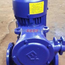 长沙YG型防爆管道式离心油泵