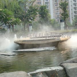 河北住宅区喷雾加湿系统