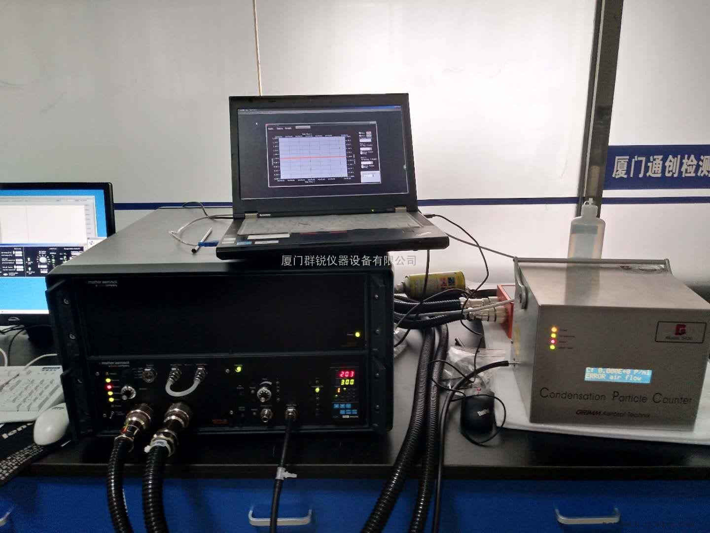 发动机颗粒物计数系统PMP1000