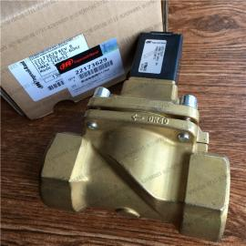「货期十天」22173629英格索兰断油电磁阀_进口质保一年