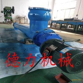 厂家直销螺旋输送机 蛟龙提升机上料机 小型管式螺旋输送机定制