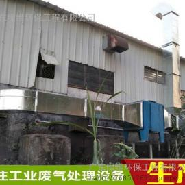惠州绿维环保厨房油烟净化工程工艺说明