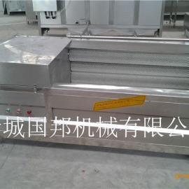 不锈钢土豆去皮清洗机,山东国邦厂家直销